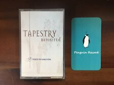 TRIBUTE TO CAROLE KING - TAPESTRY REVISITED CASSETTE TAPE KOREA EDITION SEALED