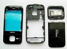 Black Fascia Faceplate Cover Housing facia for nokia N85       --345643456