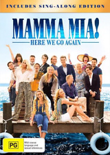 Mamma Mia - Here We Go Again! : NEW DVD