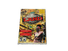 NO MAN'S LAND new factory sealed small box pc videogame