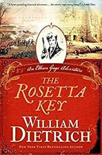 An Ethan Gage Adventure: The Rosetta Key by William Dietrich (2012, Paperback)