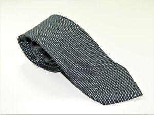 Men's Banana Republic Silk BLEND NECKTIE Tie MADE TURKEY BROWN BLUE  PIN POINT