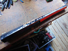 SAB GOBLIN 570 CARBON FIBRE TAIL BOOM ASSEMBLY & PITCH CONTROL ROD
