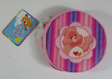 2003 Care Bears Pink Care Bear CD / DVD Holder Clip to Bag