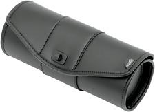 Saddlemen Black Leather Twist Lock Cruis'n Deluxe Tool Bag Harley Davidson