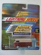 Johnny Lightning Lightning Speed 60's VW Van 1:64