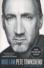 Who I Am : A Memoir by Pete Townshend (2013, Paperback)