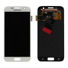 Display Lcd  Touch Screen Originale Samsung Galaxy s7 G930f SM-G930F Bianco