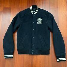 Abercrombie & Fitch Men's Indian Falls Wool Varsity baseball Jacket Men's Size L