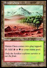 MTG Magic - (U) Invasion - Shivan Oasis - SP