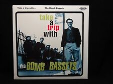 """Bomb Bassetts """"Take A Trip With..."""" Sealed Lookout Records/Green Day Punk"""