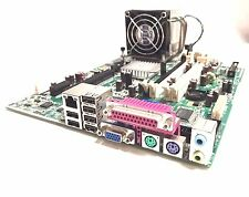 MOTHERBOARD FROM HP DC7800 LGA 775 SOCKET DDR2 DESKTOP MOTHERBOARD COOLER INC