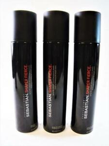 "3-Pack Sebastian Professional Finishing Hairspray ""Shaper Fierce"" 3 x 13.5oz New"