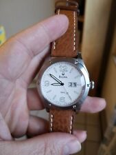 Watch Swiss Date Bulova Quartz Mens