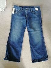 Ladies Wide Leg DIESEL Jeans BRAND NEW WITH TAGS  W36 L32