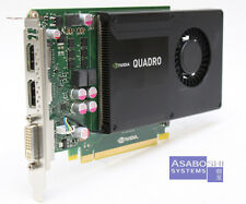 HP Nvidia Quadro K2000 C2J93AA 2GB DDR5 PCI-Express