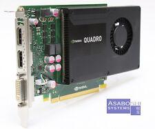 HP Nvidia Quadro K2000 C2J93AA 2GB DDR5 PCI-Express