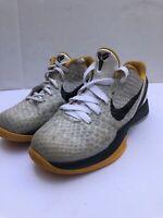 Rare Nike Zoom Kobe VI 6 Steelers Del Sol BHM Men Size 3.5 Y 429913-103