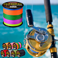 PE Layer Fishing Line Not Fade 8 Strands Top Lines Dedicated To Sea Fishing