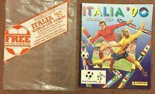 PANINI ITALIA 90 WORLD CUP ALBUM,,1990