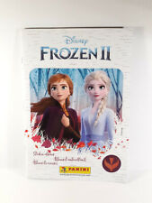 DISNEY FROZEN II Sticker Book Album Panini With Elsa & Anna Pull Out Wall Poster