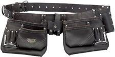 Draper Cintura Porta attrezzi a doppia Tasca in Pelle conciata - 3138 (d6g)