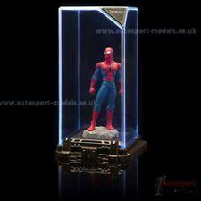 Spider-Man  Marvel Super Hero Illuminate Gallery Collection figure by Sentinel
