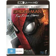 Spider-man Far From Home 4k Ultra HD
