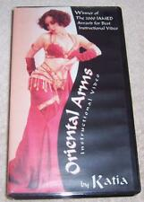 Oriental Arms by Katia VHS Video dance bellydance