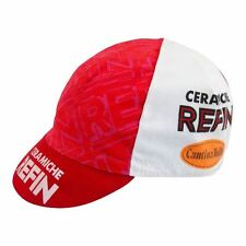 Ceramiche Refin Retrò CICLISMO TEAM BIKE CAP-VINTAGE, FIXED GEAR, MADE IN ITALY