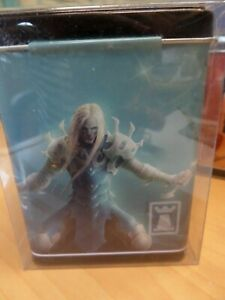 Rook Warlord ELVES SAGA of the STORM Brand New Card Deck Box Metal