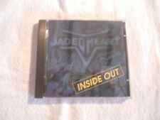 """Jaded Heart """"Inside Out"""" AOR cd 1994 Zero Corporation Records"""