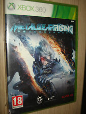 Metal Gear Rising Revengeance - Jeu Xbox 360