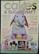 CAKES AND SUGARCRAFT UK Peggy Porschen Wedding Cake AUTUMN 2014 FREE SHIPPING