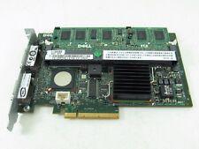 Dell PERC 5E SAS PCI Express Raid Controller Card XM768 0XM768