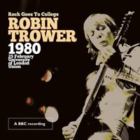 ROBIN TROWER - ROCK GOES TO COLLEGE 2 DVD NEUF