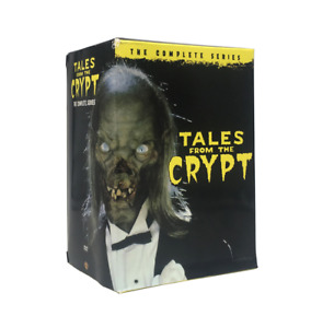 Tales From The Crypt The Complete Series Seasons 1-7 -Brand New ( DVD 20 DISC)