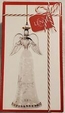 Lenox Joyous Tidings Hope Angel Christmas Ornament 6 Inches Tall Brand New
