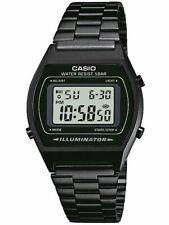 Casio Uhr B640WB-1AEF Unisex Armbanduhr Digitaluhr Black Watch Neu & Ovp
