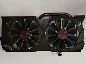 Nvidia Asus GTX 970 STRIX Cooler Heatsink & Fans FD10015H12S