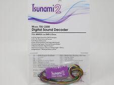 Soundtraxx Tsunami 2 TSU-2200 885022 EMD-2 Diesel DCC / SOUND Decoder
