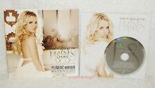 Britney Spears Femme Fatale Hold It Against Me Taiwan Remix CD (7-trks) +sticker