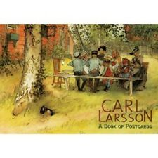 Carl Larsson Book of Postcards, NEW