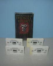 Hannibal by Thomas Harris 1999 Audio Cassette Book Abridged