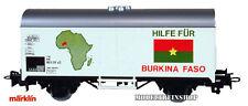Marklin Primex HO 4593 Box Car Burkina