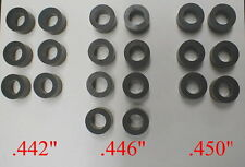 SLIP ON SILICONE SUPER TIRES FOR LIFELIKE M&T CHASSIS & VINTAGE AURORA AFX G+