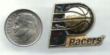 NBA Indiana Pacers Logo Vintage Pin Basketball OOP