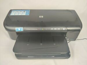 For Parts / HP Officejet 7000 Wide Format Digital Photo Inkjet Printer E809a