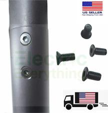 Handlebar to Pole Screws Ninebot Segway ES2 ES ES4 USA seller/Shipped same day!!