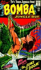 Bomba The Jungle Boy Comic Collection on CD ROM